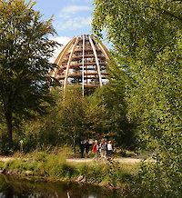 Baumwipfelpfad am Nationalpark Bayerischer Wald