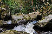 Wandergebiet Buchberger Leite im Bayerischen Wald